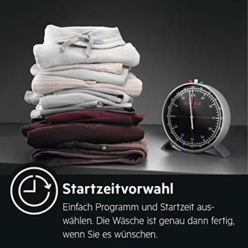 AEG L6TB41270 Waschmaschine / Energieklasse A+++ (175 kWh pro Jahr) / 7 kg / Toplader Waschautomat / ProSense Mengenautomatik / Startzeitvorwahl / Weiß - 8