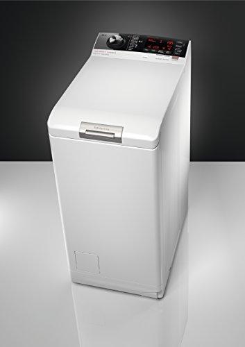 AEG L7TE84565 Waschmaschine / EEK A+++ ( 122 kWh/Jahr / 6 kg / ProSteam Technologie / ProSense Mengenautomatik / Toplader / Startzeitvorwahl / Knitterschutz - 3