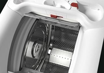 AEG L7TE84565 Waschmaschine / EEK A+++ ( 122 kWh/Jahr / 6 kg / ProSteam Technologie / ProSense Mengenautomatik / Toplader / Startzeitvorwahl / Knitterschutz - 5