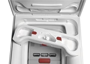 AEG L7TE84565 Waschmaschine / EEK A+++ ( 122 kWh/Jahr / 6 kg / ProSteam Technologie / ProSense Mengenautomatik / Toplader / Startzeitvorwahl / Knitterschutz - 6