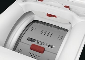 AEG L7TE84565 Waschmaschine / EEK A+++ ( 122 kWh/Jahr / 6 kg / ProSteam Technologie / ProSense Mengenautomatik / Toplader / Startzeitvorwahl / Knitterschutz - 8