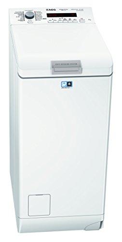 AEG Lavamat LÖKO+++TL Waschmaschine Toplader / A+++ / 1300 UpM / 7 kg / Weiß / Soft Opening - 1