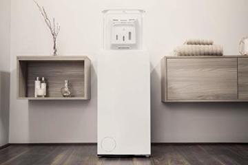 Bauknecht WAT Prime 652 Di N Toplader-Waschmaschine / 6 kg / 1152 UpM/FreshFinish/Startzeitvorwahl/Kurz 30'/ Kaltwäsche-Option/Antiflecken-Programm, Weiß - 12