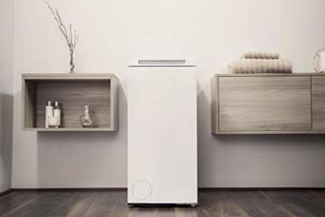 Bauknecht WAT Prime 652 Di N Toplader-Waschmaschine / 6 kg / 1152 UpM/FreshFinish/Startzeitvorwahl/Kurz 30'/ Kaltwäsche-Option/Antiflecken-Programm, Weiß - 4