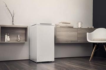 Bauknecht WAT Prime 652 Di N Toplader-Waschmaschine / 6 kg / 1152 UpM/FreshFinish/Startzeitvorwahl/Kurz 30'/ Kaltwäsche-Option/Antiflecken-Programm, Weiß - 7