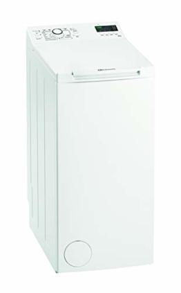 Bauknecht WAT Prime 652 Di Waschmaschine TL / A++ / 173 kWh/Jahr / 1200 UpM / 6 kg / Startzeitvorwahl und Restzeitanzeige /FreshFinish - verhindert zuverlässig Knitterfalten - 1