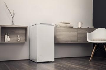 Bauknecht WAT Prime 652 Di Waschmaschine TL / A++ / 173 kWh/Jahr / 1200 UpM / 6 kg / Startzeitvorwahl und Restzeitanzeige /FreshFinish - verhindert zuverlässig Knitterfalten - 9