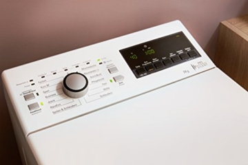 Bauknecht WAT Prime 752 PS Waschmaschine TL / A+++ / 174 kWh/Jahr / 1200 UpM / 7 kg / Startzeitvorwahl und Restzeitanzeige /Pro Silent Motor - 7