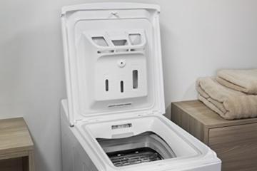 Bauknecht WMT EcoStar 732 Di Waschmaschine TL / A+++ / 174 kWh/Jahr / 1200 UpM / 7 kg / Startzeitvorwahl und Restzeitanzeige /FreshFinish - verhindert zuverlässig Knitterfalten - 3