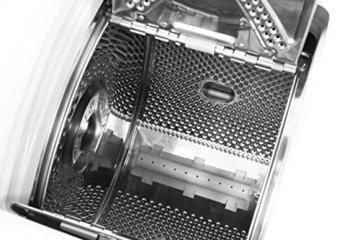 Bauknecht WMT EcoStar 732 Di Waschmaschine TL / A+++ / 174 kWh/Jahr / 1200 UpM / 7 kg / Startzeitvorwahl und Restzeitanzeige /FreshFinish - verhindert zuverlässig Knitterfalten - 5