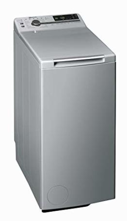 Bauknecht WMT Silver 7 BD Toplader-Waschmaschine/A+++ / 7 kg / 1152 UpM /15° Green&Clean/Startzeitvorawahl/leise mit 58dB/Mehrfach/SoftOpening/Vollwasserschutz/AquaEco - 1