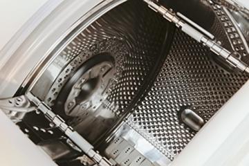 Bauknecht WMT Style 722 ZEN Waschmaschine TL / A+++ / 174 kWh/Jahr / 1200 UpM / 7 kg / extrem leise mit 48 db / Direktantrieb - 5