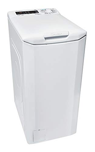Candy GrandO Vita Toplader-Waschmaschine CVS GTG374DM/1-84, Füllmenge 7 kg, EEK A+++, 17 Programme, Schleuderleistung 1400 U/min, NFC Technologie - 1