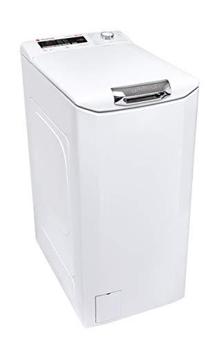 Hoover HNFLS G474TAH-84 Toplader Waschmaschine / 7 kg / 1400 U/Min/Inverter-Motor/Aquastop/NFC + WiFi-Technologie - 1