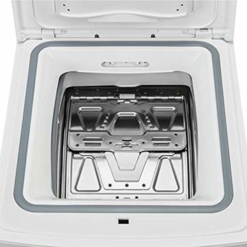 Midea Toplader Waschmaschine TW 5.72 di / 7,5 KG Fassungsvermögen / Energieeffizienzklasse A+++ / Reload Funktion / 1200 U/min / Soft Opener - 5