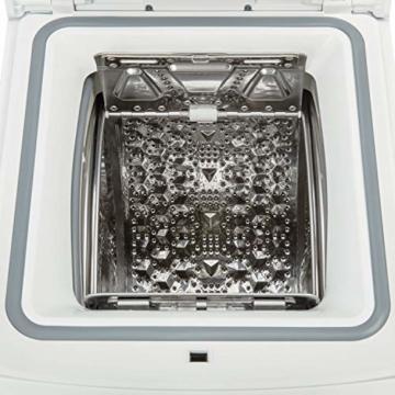 Midea Toplader Waschmaschine TW 5.72 di / 7,5 KG Fassungsvermögen / Energieeffizienzklasse A+++ / Reload Funktion / 1200 U/min / Soft Opener - 9