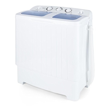 oneConcept Ecowash XL Waschmaschine 4,2 kg Schleuder 3 kg - 3