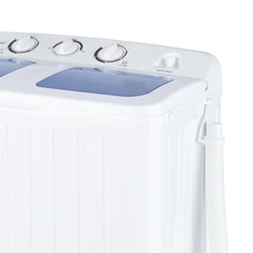 oneConcept Ecowash XL Waschmaschine 4,2 kg Schleuder 3 kg - 5