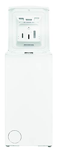 Privileg PWT E71253P (DE) Toplader Waschmaschine / A+++ / 7 kg / 1200 UpM /Soft-Opening/Daunen/Startzeitvorwahl/Wolle-Programm/Wasserschutz/Bügelleicht-Option/Kindersicherung - 7