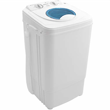 Syntrox Germany A 7 Kg Waschmaschine mit Schleuder Campingwaschmaschine Mini Waschmaschine - 4