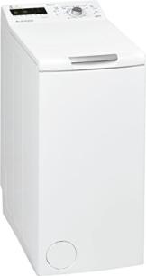 Whirlpool WTLS 60912 ZEN Waschmaschine TL/A+++ / 137 kWh/Jahr / 1200 UpM / 6 kg / 8800 L/Jahr/leise mit 51 dB/EcoMonitor/weiß - 1